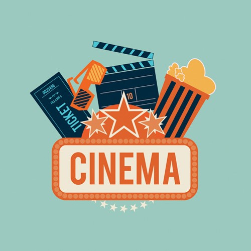 Cinema Illustration