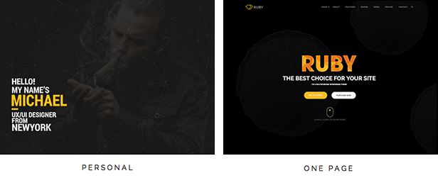 Ruby - WordPress Theme for Business and Portfolio - 13 Ruby – WordPress Theme for Business and Portfolio free download
